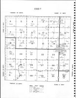 Code T - Township 33 North, Range 21 West, Springview, Keya Paha County 1964